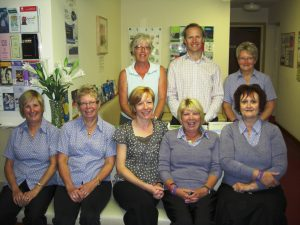 Bramcote Surgery Staff Team