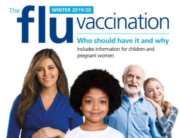 NHS Flu Vaccinations Booklet
